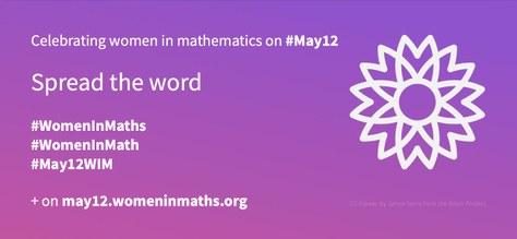 12 de Maig, dia de les dones en Matemàtiques