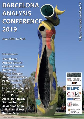 Barcelona Analysis Conference 2019