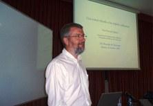 Pere Pascual, director de la nova càtedra Pere Mir-Puig