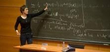 """La matemàtica Claire Voisin (Collège de France) """"Hyper-Kähler geometry"""" a l'FME"""