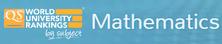 La UPC, primera en matemàtiques a nivell estatal