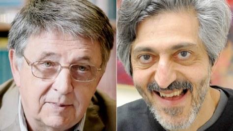 Lázló Lovász i Avi Wigderson guanyen l'Abel Prize of 2021.