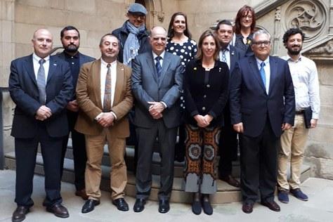 Marcel Guardia i Maria Teresa Martínez-Seara reben la distinció ICREA Acadèmia