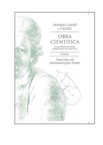 Premi a l'edició de l'Obra Científica de Pasqual Calbó